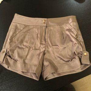 Diane Von Furstenberg dress shorts size 4